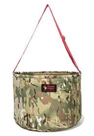 OREGONIANCAMPER バッグ キャンプバケット- CAMP BUCKET(直径40cm・高さ26cm・容量32L/COYOTE(コヨーテ)) 7OCB812R
