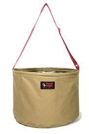 Oregonian Camper オレゴニアンキャンパー バッグ キャンプバケット- CAMP BUCKET(直径40cm・高さ26cm・容量32L/COYOTE(コヨーテ)) 7OCB812R