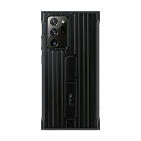 SAMSUNG サムスン 【サムスン純正】Galaxy Note20 Ultra PROTECTIVE STANDING COVER サムスン純正 ブラック EF-RN985CBEGJP