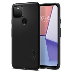 【2020年10月】 SPIGEN シュピゲン Pixel 5 Case Thin Fit Black SGP ACS01894