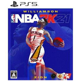 テイクツー・インタラクティブ Take-Two Interactive NBA 2K21 通常版【PS5】 【代金引換配送不可】