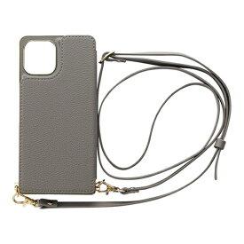 CCCフロンティア CCC FRONTIER iPhone 12/12 Pro 6.1インチ対応 ケース Cross Body Case グレー ML-CSIP20L-2CBGY