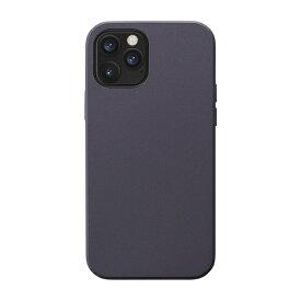CCCフロンティア CCC FRONTIER iPhone 12/12 Pro 6.1インチ対応 ケース Smooth Touch Hybrid Case パープル UNI-CSIP20L-1STPU