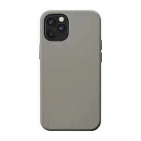 CCCフロンティア CCC FRONTIER iPhone 12 mini 5.4インチ対応 ケース Smooth Touch Hybrid Case グレージュ UNI-CSIP20M-1STGG