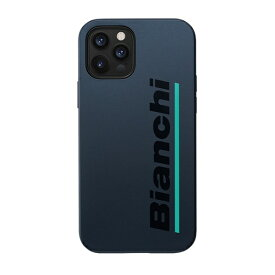 CCCフロンティア CCC FRONTIER iPhone 12/12 Pro 6.1インチ対応 ケース Bianchi Hybrid Shockproof Case ブラック BI-CSIP20L-HYSB