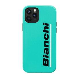 CCCフロンティア CCC FRONTIER iPhone 12/12 Pro 6.1インチ対応 ケース Bianchi Hybrid Shockproof Case セレスト BI-CSIP20L-HYCE