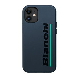 CCCフロンティア CCC FRONTIER iPhone 12 mini 5.4インチ対応 ケース Bianchi Hybrid Shockproof Case ブラック BI-CSIP20M-HYSB