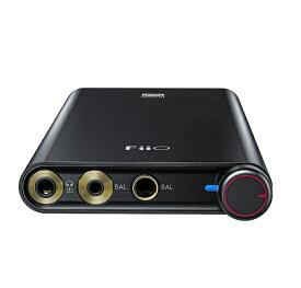FIIO フィーオ ポータブルDAC/アンプ ブラック FIO-Q3 [DAC機能対応]