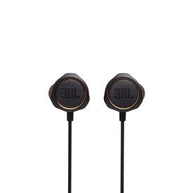 【2020年11月13日発売】 JBL ジェイビーエル JBLQUANTUM50BLK ゲーミングヘッドセット [φ3.5mmミニプラグ /両耳 /イヤホンタイプ]