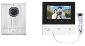 アイホン Aiphone 4.3型モニターワイヤレステレビドアホン スノーホワイト KR-77