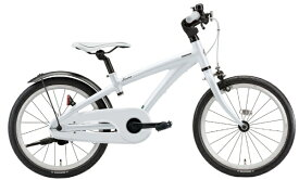ブリヂストン BRIDGESTONE 18型 子供用自転車 Levena レベナ(シングルシフト/ホワイト)LV181【組立商品につき返品不可】 【代金引換配送不可】