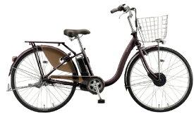 ブリヂストン BRIDGESTONE 電動アシスト自転車 FRONTIA フロンティアデラックス F.Xカラメルブラウン F4DB41 [3段変速 /24インチ]【組立商品につき返品不可】 【代金引換配送不可】