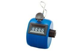 シンワ シンワ 数取器 手持型 ブルー シンワ 75090