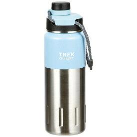 パール金属 PEARL METAL トレックチャージャー ダイレクトボトル700パウダー(ブルー) パウダーブルー HB-4546