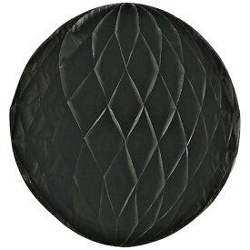 パール金属 PEARL METAL デコスタ デコボール25cm(ブラック) ブラック D-6303