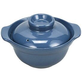 パール金属 PEARL METAL グラシア ご飯も炊けるどんぶり1合用(ネイビー) ネイビー L-1952