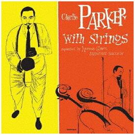 ユニバーサルミュージック チャーリー・パーカー/ ザ・コンプリート・チャーリー・パーカー・ウィズ・ストリングス 限定盤【CD】