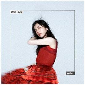 ソニーミュージックマーケティング milet/ Who I Am 通常盤【CD】