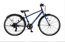 ブリヂストン BRIDGESTONE 24型 子供用自転車 シュライン(F.Xグリッターブルー/外装7段変速) SHL41【2021年モデル】【組立商品につき返品不可】 【代金引換配送不可】