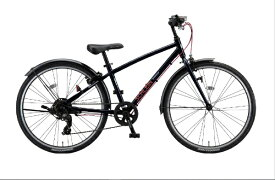 ブリヂストン BRIDGESTONE 24型 子供用自転車 シュライン(E.Xブラック/外装7段変速) SHL41【2021年モデル】【組立商品につき返品不可】 【代金引換配送不可】