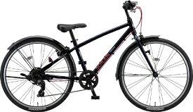 ブリヂストン BRIDGESTONE 26型 子供用自転車 シュライン(E.Xブラック/外装7段変速) SHL61【2021年モデル】【組立商品につき返品不可】 【代金引換配送不可】