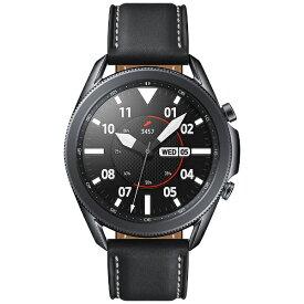 SAMSUNG サムスン SM-R840NZKAXJP スマートウォッチ Galaxy Watch3 45mm ステンレススチール ミスティックブラック【ribi_rb】