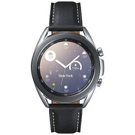 SAMSUNG サムスン SM-R850NZSAXJP スマートウォッチ Galaxy Watch3 41mm ステンレススチール ミスティックシルバー【ribi_rb】