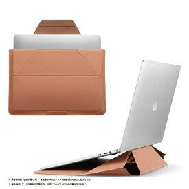 MOFT モフト ノートパソコン対応[13.3インチ] Carry Sleeve スタンドにもなるキャリングケース クラシック・ヌード MB002-1-13B-NUDE