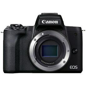 キヤノン CANON EOS Kiss M2 ミラーレス一眼カメラ ブラック EOSKISSM2BKBODY [ボディ単体]【point_rb】