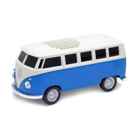 FACE フェイス ブルートゥーススピーカー VW T1 Bus ブルー 659544 [Bluetooth対応]