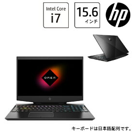 HP エイチピー 14R99PA-AAAA ゲーミングノートパソコン Cons OMEN15-dh1000 [15.6型 /intel Core i7 /HDD:1TB /SSD:512GB /メモリ:16GB /2020年10月モデル]