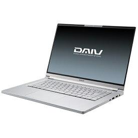 マウスコンピュータ MouseComputer BC-DAM16S5IDG165-203 ノートパソコン DAIV [15.6型 /intel Core i7 /SSD:512GB /メモリ:16GB]