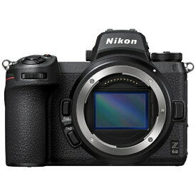 ニコン Nikon Nikon Z 6II ミラーレス一眼カメラ ブラック Z62 [ボディ単体]