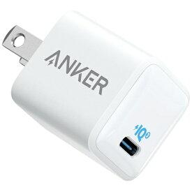 アンカー・ジャパン Anker Japan Anker PowerPort III Nano 20W white A2633N23