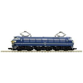 【2021年3月】 TOMIX トミックス 【Nゲージ】7142 国鉄 EF66-0形電気機関車(前期型・ひさし付)【発売日以降のお届け】