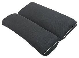 モリシタ MORISHITA いびきの事を考えた低反発チップ枕 プレミアム ブラック 100080600260021