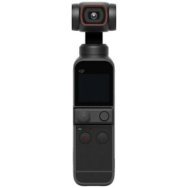 DJI ディージェイアイ DJI Pocket 2 Creator Combo 3軸ジンバルスタビライザー搭載4Kカメラ OP2CP2