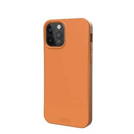 UAG URBAN ARMOR GEAR iPhone 12/12 Pro (6.1) UAG OUTBACKエコケース オレンジ UAG-RIPH20MO-OR オレンジ
