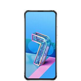 ASUS エイスース ZenFone 7 Pro パステルホワイト「ZS671KS-WH256S8」Snapdragon 865 Plus 6.67型 メモリ/ストレージ: 8GB/256GB nanoSIMx2 DSDV ドコモ/au/ソフトバンク対応 SIMフリースマートフォン[simフリー スマホ 本体 新品]