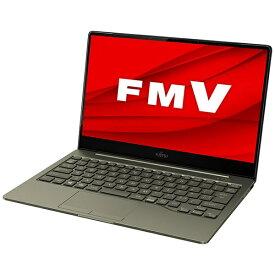 富士通 FUJITSU FMVC90E3K ノートパソコン LIFEBOOK CH90/E3(有機EL) カーキ [13.3型 /intel Core i5 /SSD:512GB /メモリ:8GB /2020年冬モデル]