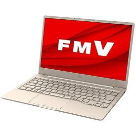 富士通 FUJITSU ノートパソコン LIFEBOOKCH75/E3 ベージュゴールド FMVC75E3G [13.3型 /intel Core i5 /SSD:256GB /メモリ:8GB /2020年冬モデル]【point_rb】