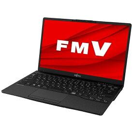富士通 FUJITSU FMVU90E3B ノートパソコン LIFEBOOK UH90/E3 ピクトブラック [13.3型 /intel Core i7 /SSD:512GB /メモリ:8GB /2020年冬モデル]