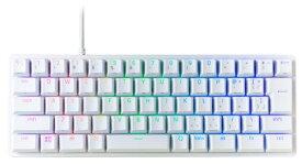 RAZER レイザー RZ03-03391100-R3J1 ゲーミングキーボード Huntsman Mini JP - Linear Optical Switch Mercury White [USB /有線]