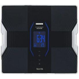 タニタ TANITA タニタ 体重体組成計 健康管理 お手軽 ダイエット Bluetooth スマホ管理 アプリで管理 グラフ表示 日本製 医療分野搭載 innerScan DUAL メタリックブラック RD-914L [スマホ管理機能あり]【ribi_rb】