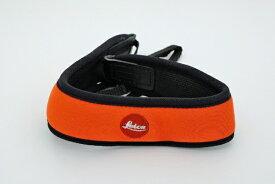 ライカ Leica 双眼鏡用ネオプレーンストラップ(ジューシーオレンジ)[ソウガンキョウヨウネオプレーンストラ]