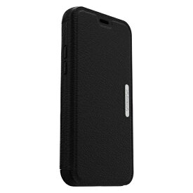 OtterBox オッターボックス iPhone12用ケース OtterBox - Symmetry Leather Folio Series for iPhone 12/12 Pro [ Shadow ] 77-65605