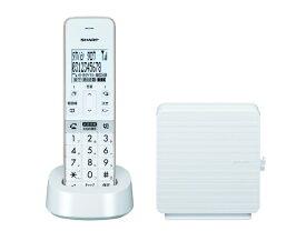 シャープ SHARP 電話機 JD-SF2-W [子機なし /コードレス]