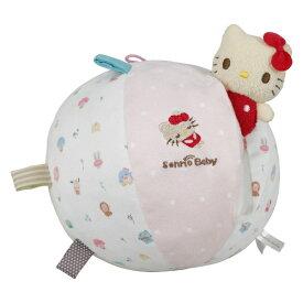 【2020年11月】 カワダ KAWADA サンリオベビー SB-01 はじめてボール ラトルもいっしょ【発売日以降のお届け】