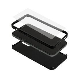 OWLTECH オウルテック iPhone 12/12 Pro 6.1インチ対応 360°フルカバーケース マットガラス付