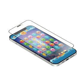 OWLTECH オウルテック iPhone 12 mini 5.4インチ対応 貼りミスゼロ トリプルストロング耐衝撃ガラス マット